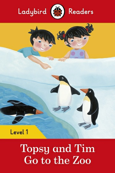 Topsy and Tim: Go to the Zoo: Level 1 seeing things as they are