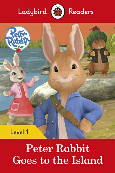 Peter Rabbit: Goes to the Island: Level 1 peter rabbit goes to the treehouse activity book level 2