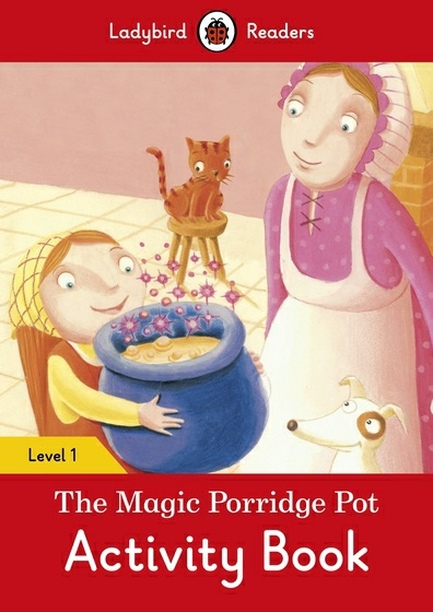 The Magic Porridge Pot: Activity Book: Level 1 the little mermaid activity book level 4