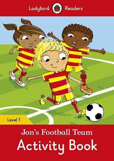 Jon's Football Team: Level 1: Activity Book football skills