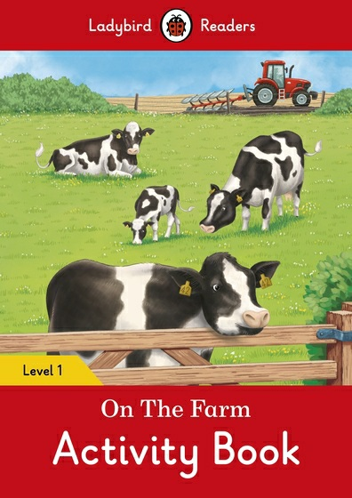 On the Farm: Activity Book: Level 1 early starters on the farm