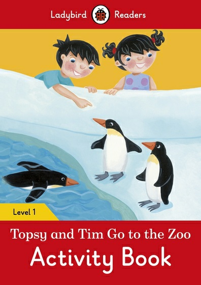Topsy and Tim: Go to the Zoo: Activity Book: Level 1 seeing things as they are