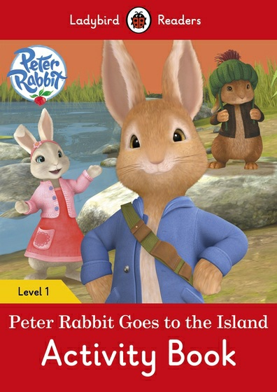 Peter Rabbit: Goes to the Island: Activity Book: Level1