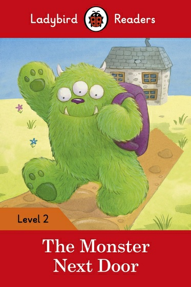 The Monster Next Door: Level 2 the boy next door