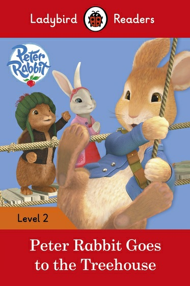 Peter Rabbit: Goes to the Treehouse: Level 2 peter rabbit goes to the treehouse activity book level 2