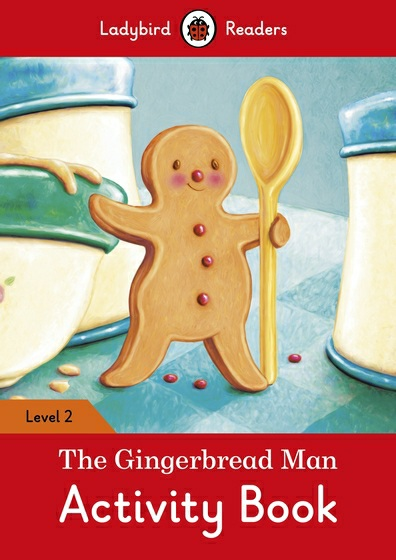 The Gingerbread Man: Activity Book: Level 2 little children s knights and castles activity book