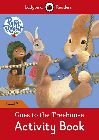 Купить Peter Rabbit: Goes to the Treehouse: Activity Book: Level 2