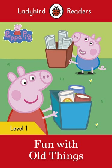 Peppa Pig: Fun with Old Things: Level 1 peppa pig транспорт 01565