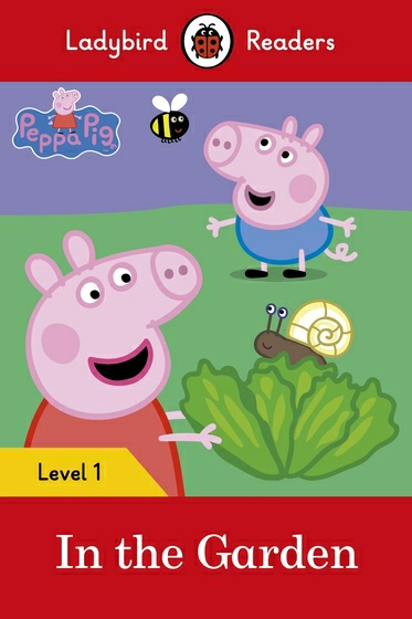 Peppa Pig: In the Garden: Level 1 the self regulated reading process of foreign language learners