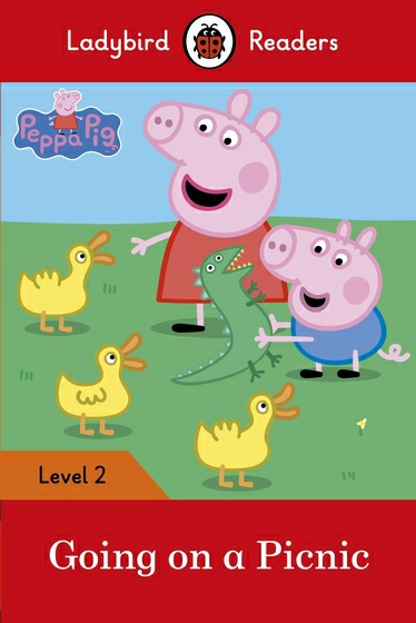 Peppa Pig: Going on a Picnic: Level 2 peppa pig транспорт 01565
