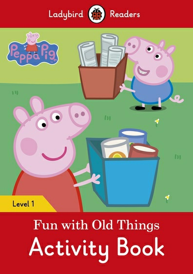 Peppa Pig: Fun with Old Things: Activity Book: Level 1 fun for movers student s book with online activities with audio and home fun booklet 4