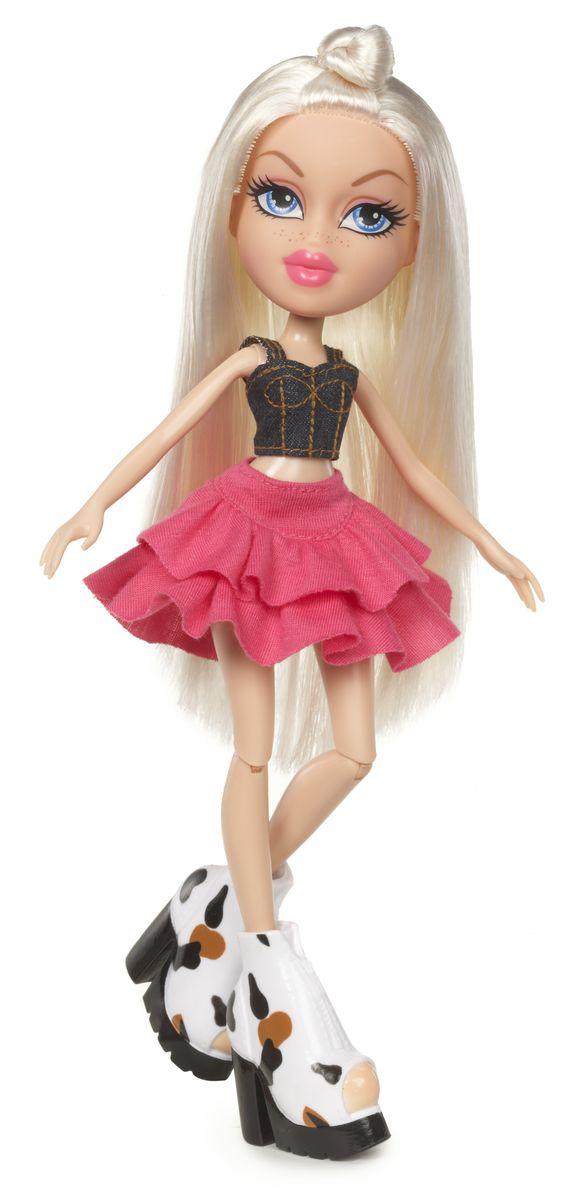 Bratz Кукла Хлоя Давай знакомиться bratz кукла джейд