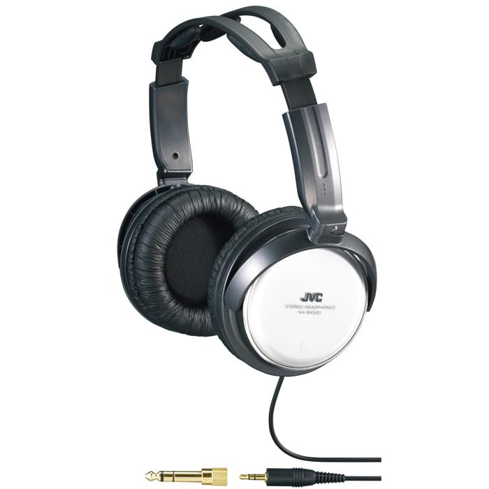 JVC HA-RX500, Black наушникиHA-RX500JVC HA-RX500 - высококачественные полноразмерные наушники, мощное воспроизведение звука обеспечивает 40-мм неодимовый магнит. Гибкая конструкция придаёт дополнительный комфорт при длительном использовании.