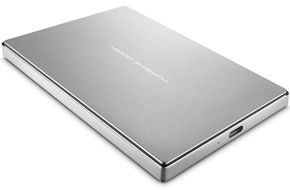 LaCie Porsche Design Mobile Drive 2TB внешний жесткий диск (STFD2000400) - Носители информации