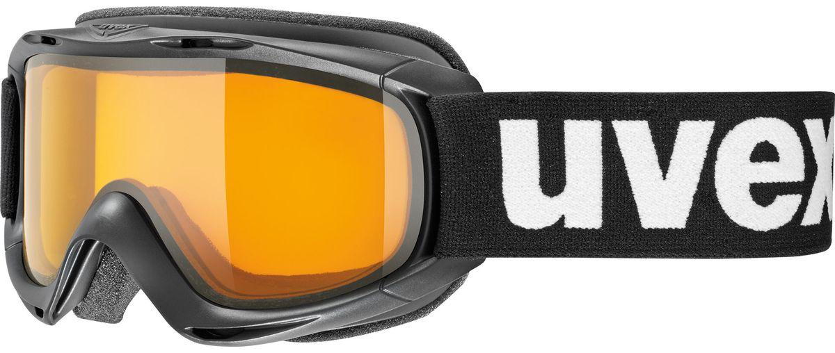 Очки горнолыжные Uvex Slider, цвет: черный0024-2129Легкая маска для детей и подростков. Двойная цилиндрическая линза с покрытием anti-fog дает четкую картинку и отличный обзор. Система вентиляции и мягкий пенный материал обеспечат дополнительный комфорт.Погодные условия Облачность, туман, искусственное освещениеЗащита от УФ 100%Поляризация НетВентиляция ДаПокрытие анти-фог ДаСовместимость со шлемом ДаСменная линза НетМатериал линзы ПоликарбонатМатериал оправы ПолиуретанКонструкция линзы ДвойнаяФорма линзы Цилиндрическая