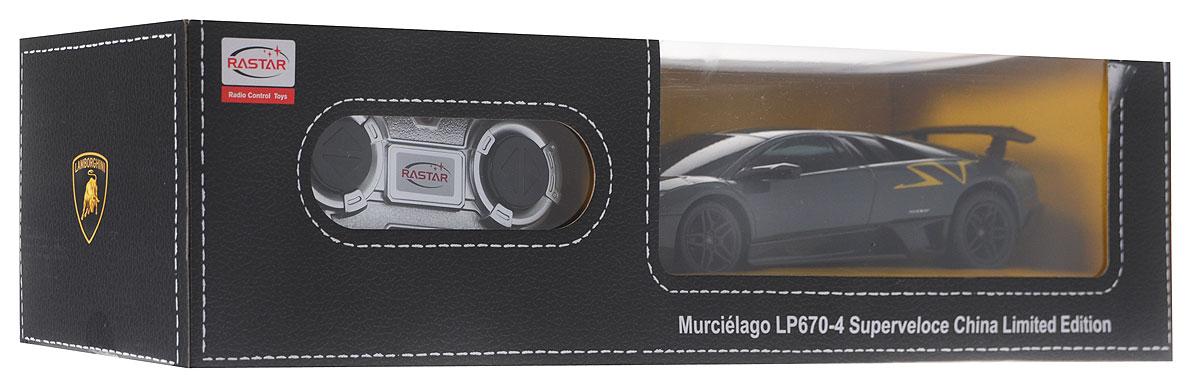 RastarРадиоуправляемая модель Lamborghini Murcielago LP670-4 Rastar