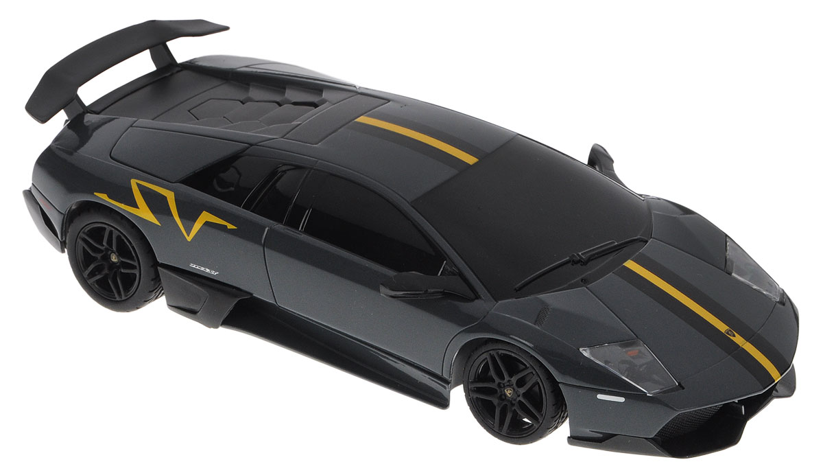 Rastar Радиоуправляемая модель Lamborghini Murcielago LP670-4 модель автомобиля lamborghini murcielago lp670 4 масштаб 1 43 39500