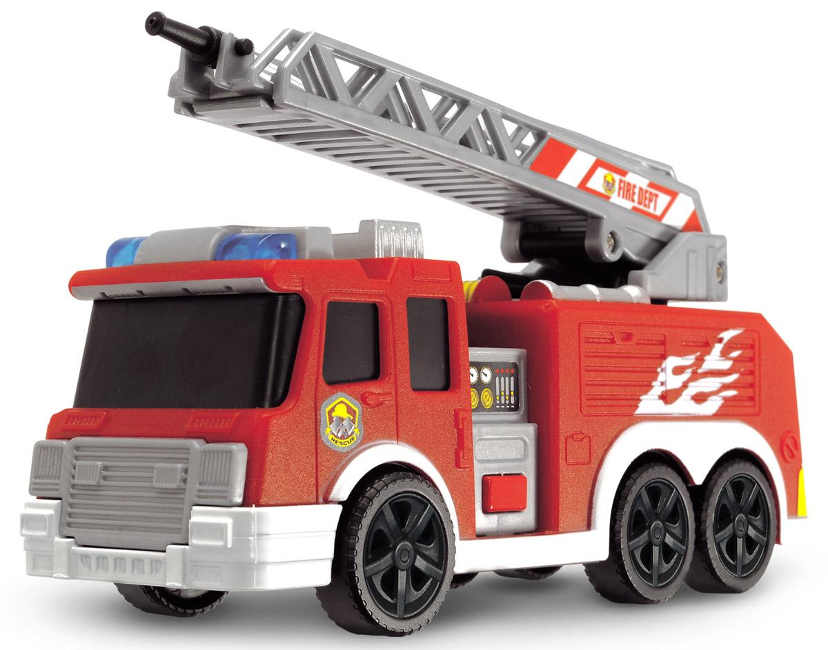 Dickie Toys Пожарная машина с водометом viking toys пожарная машина джамбо 28 см