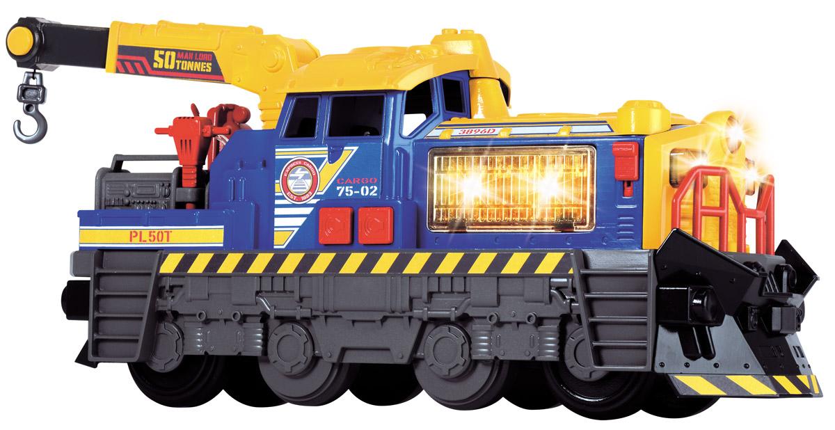 Dickie Toys Локомотив - Железные дороги