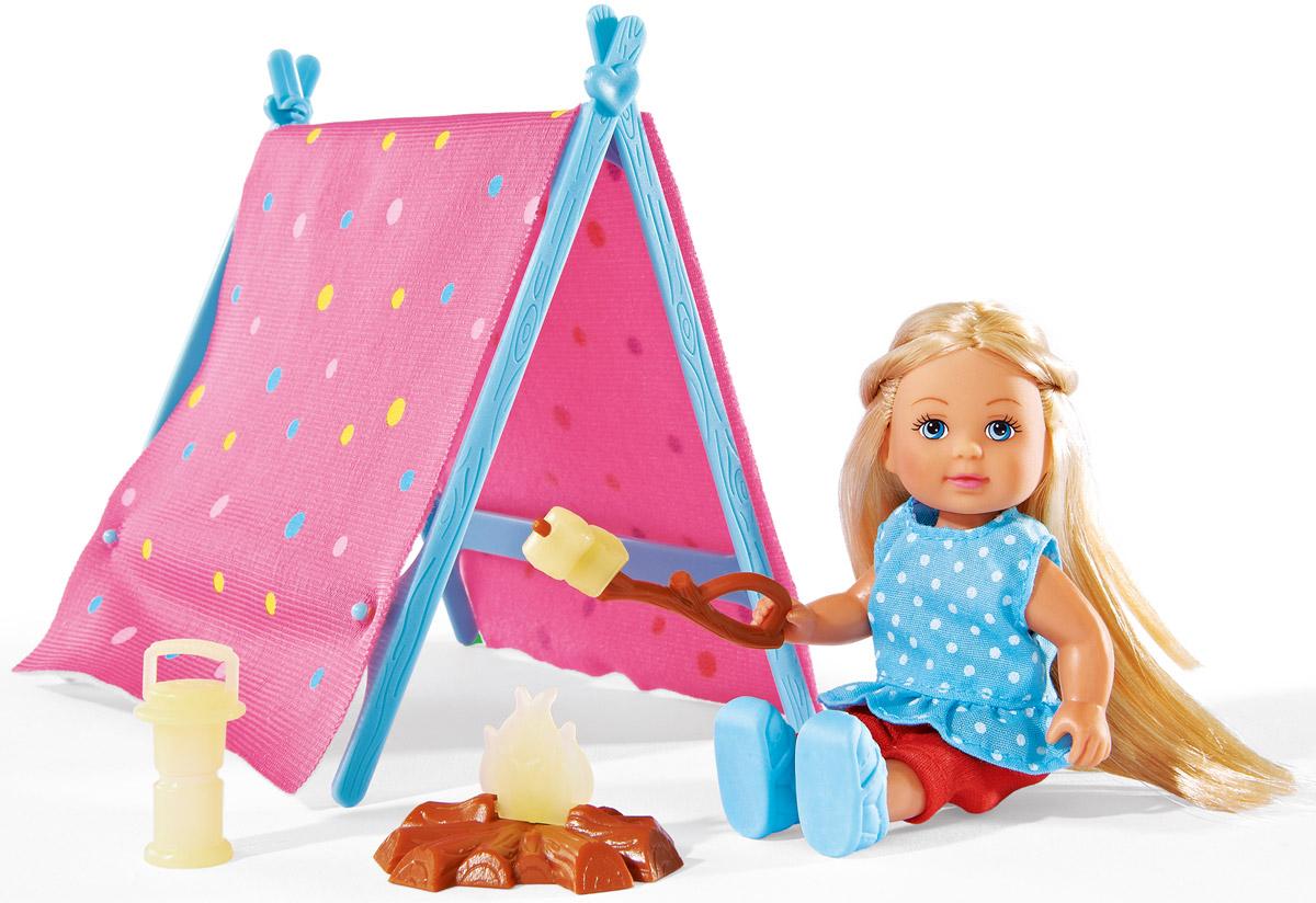 Simba Кукла Еви на кемпинге simba кукла evi