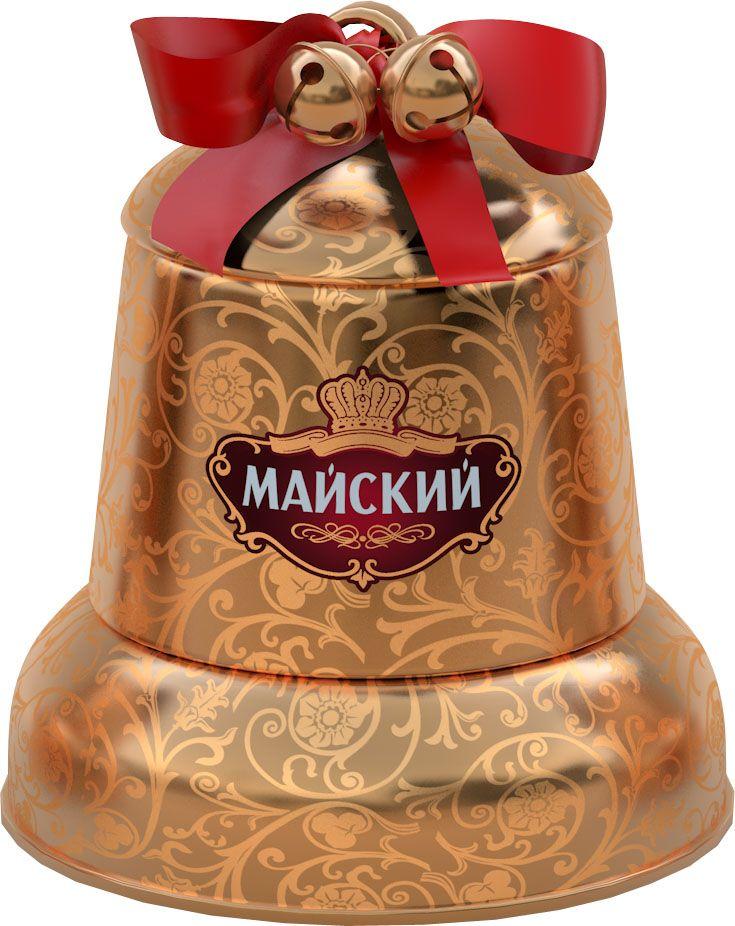 Майский Колокольчик черный листовой чай, 60 г куплю дом в поселке майский белгородский район