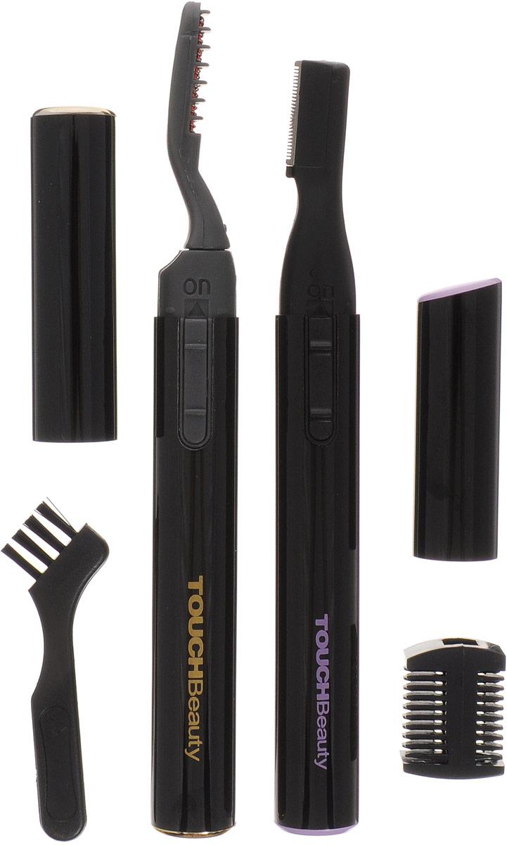 Косметический набор Touchbeauty AS-1301 косметический набор триммер для бровей и электрозавивка для ресниц touchbeauty