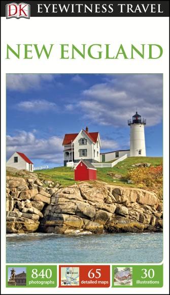 DK Eyewitness Travel Guide: New England dk eyewitness travel guide berlin