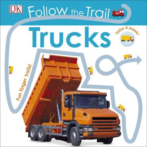 Follow the Trail Trucks ralph compton ride the hard trail
