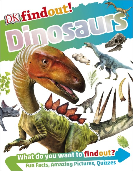 DK Find Out! Dinosaurs