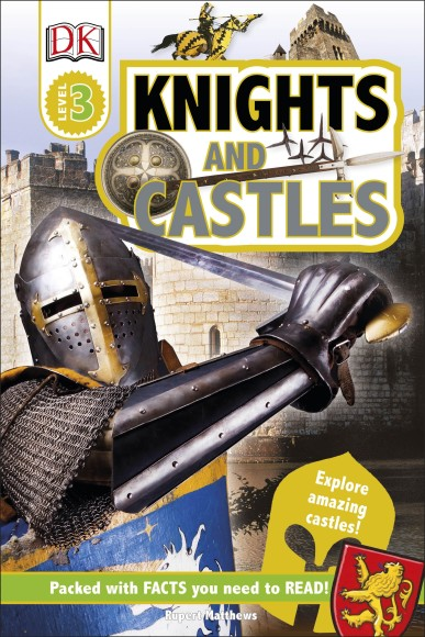 DK Reader Knights and Castles little children s knights and castles activity book