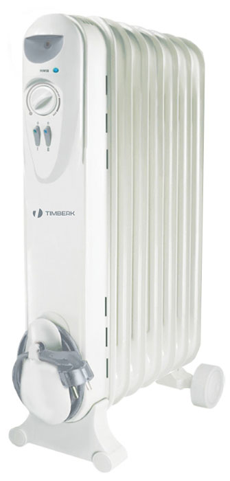 Timberk TOR 21.1507 SLX масляный электрический радиатор