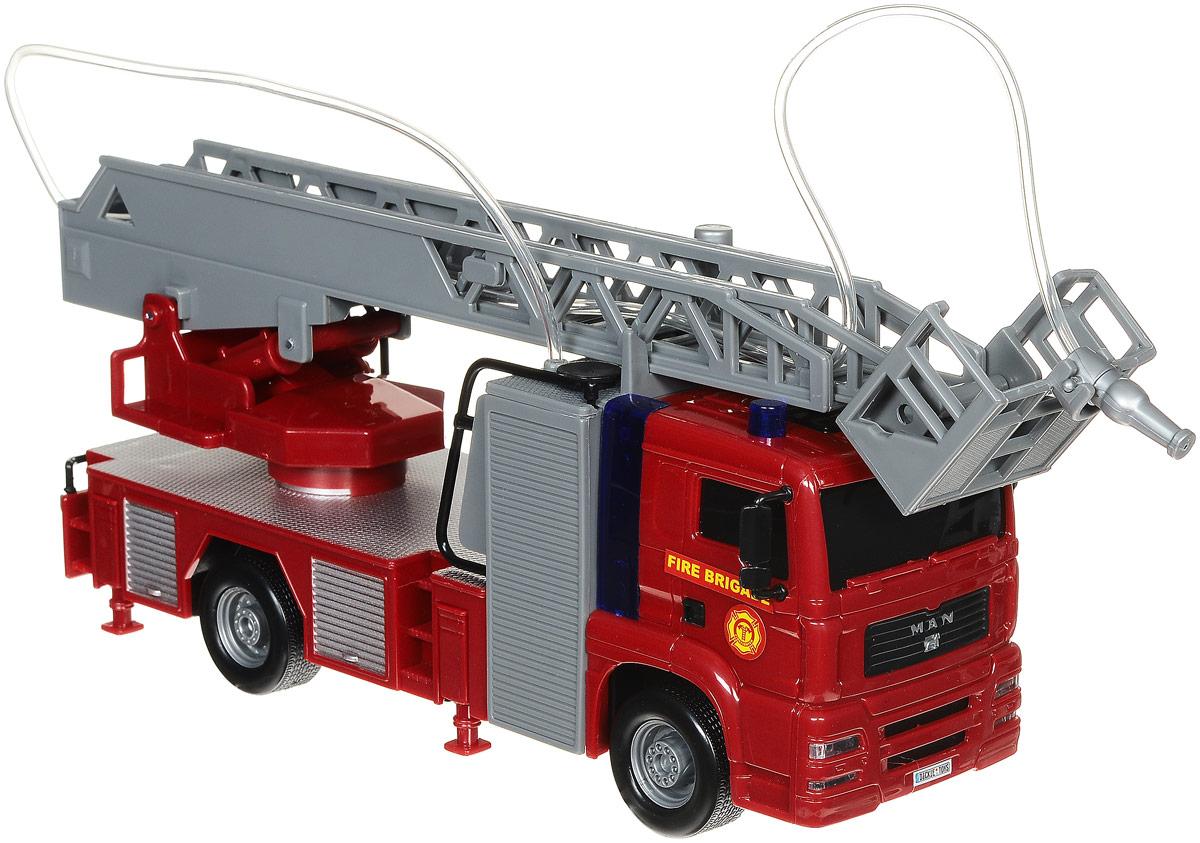 Dickie Toys Пожарная машина Man City Fire Engine jie star fire ladder truck 3 kinds deformations city fire series building block toys for children diy assembled block toy 22024