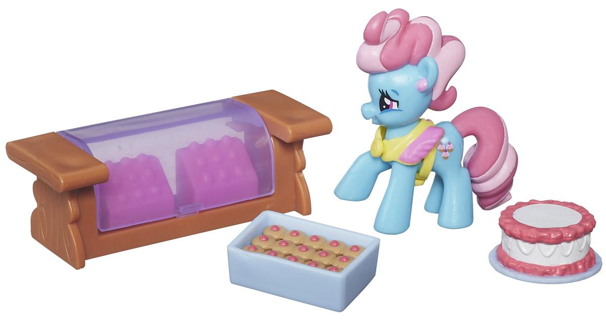 My Little Pony Набор фигурок Mrs Dazzle Cake my little pony фигурка mr carrot cake