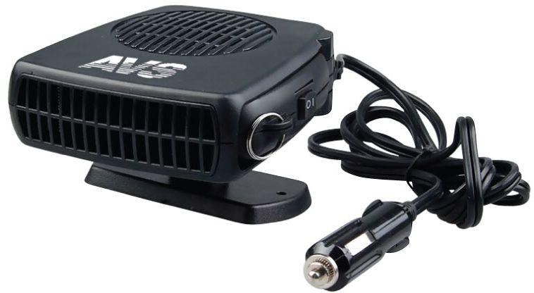 Тепловентилятор автомобильный AVS ComfortA78236SТепловентилятор автомобильный AVS Comfort поможет создать комфортную температуру в салоне и быстро избавится от льда или конденсата на стеклах. Толщина электрического провода рассчитана для продолжительной и бесперебойной работы. Керамический нагреватель. Переключение режимов: нагрев/вентиляция. Встроенный защитный плавкий предохранитель в штекере прикуривателя служит защитой электрической сети от короткого замыкания. Складная ручка для применения обогревателя в режиме фен.Характеристики:Мощность : 150 Вт.Переключатель: вкл./выкл.Напряжение: 12 Вольт.