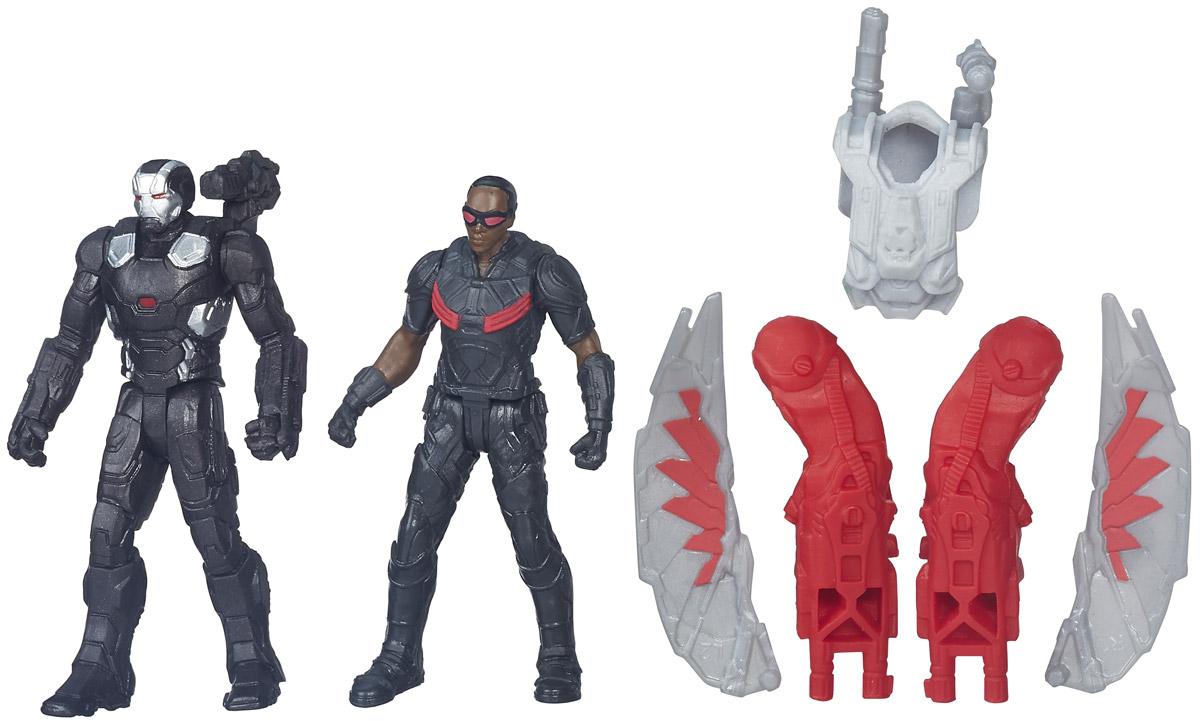 Avengers Набор фигурок Marvel's Falcon vs Marvel's War Machine avengers набор фигурок iron man