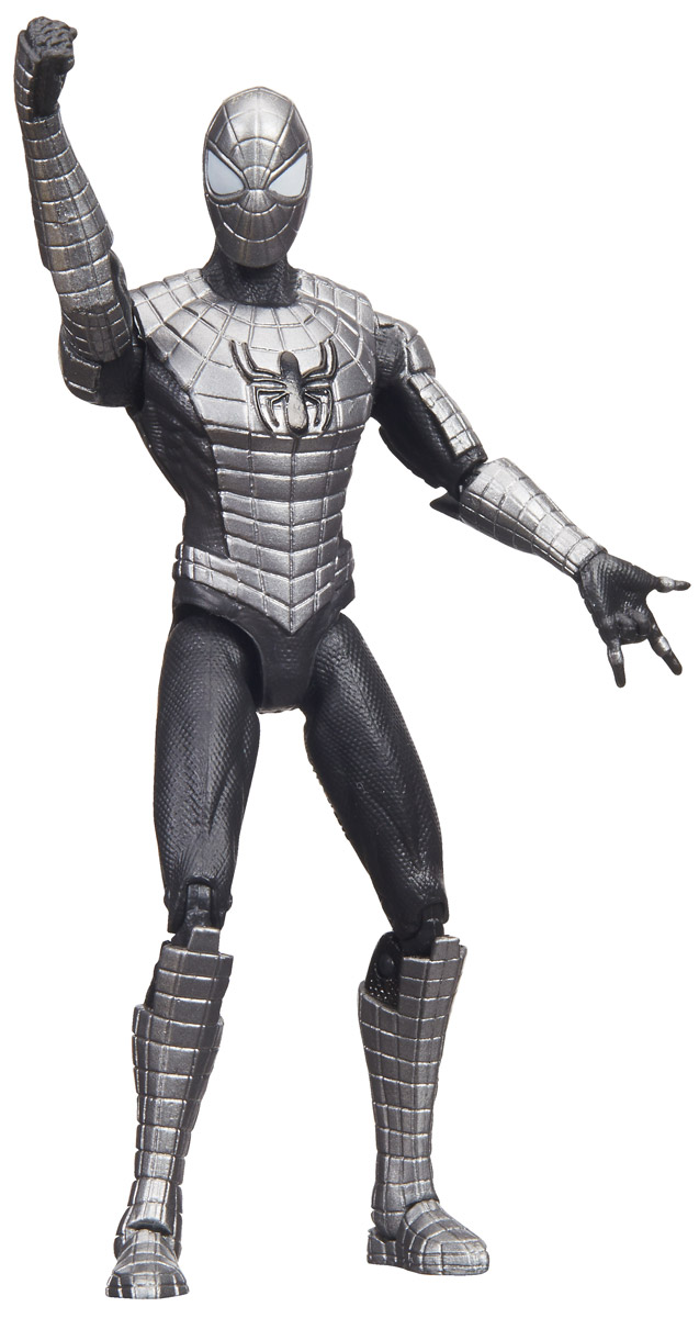 Marvel Фигурка Armoured Spider-Man фигурка marvel spider gwen classic masked headknocker 20 см
