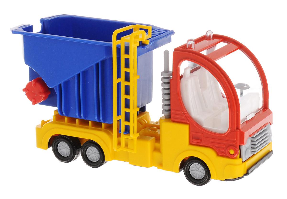 Форма Дорожная машина цвет желтый, синий, красный дорожная машина кама нордпласт