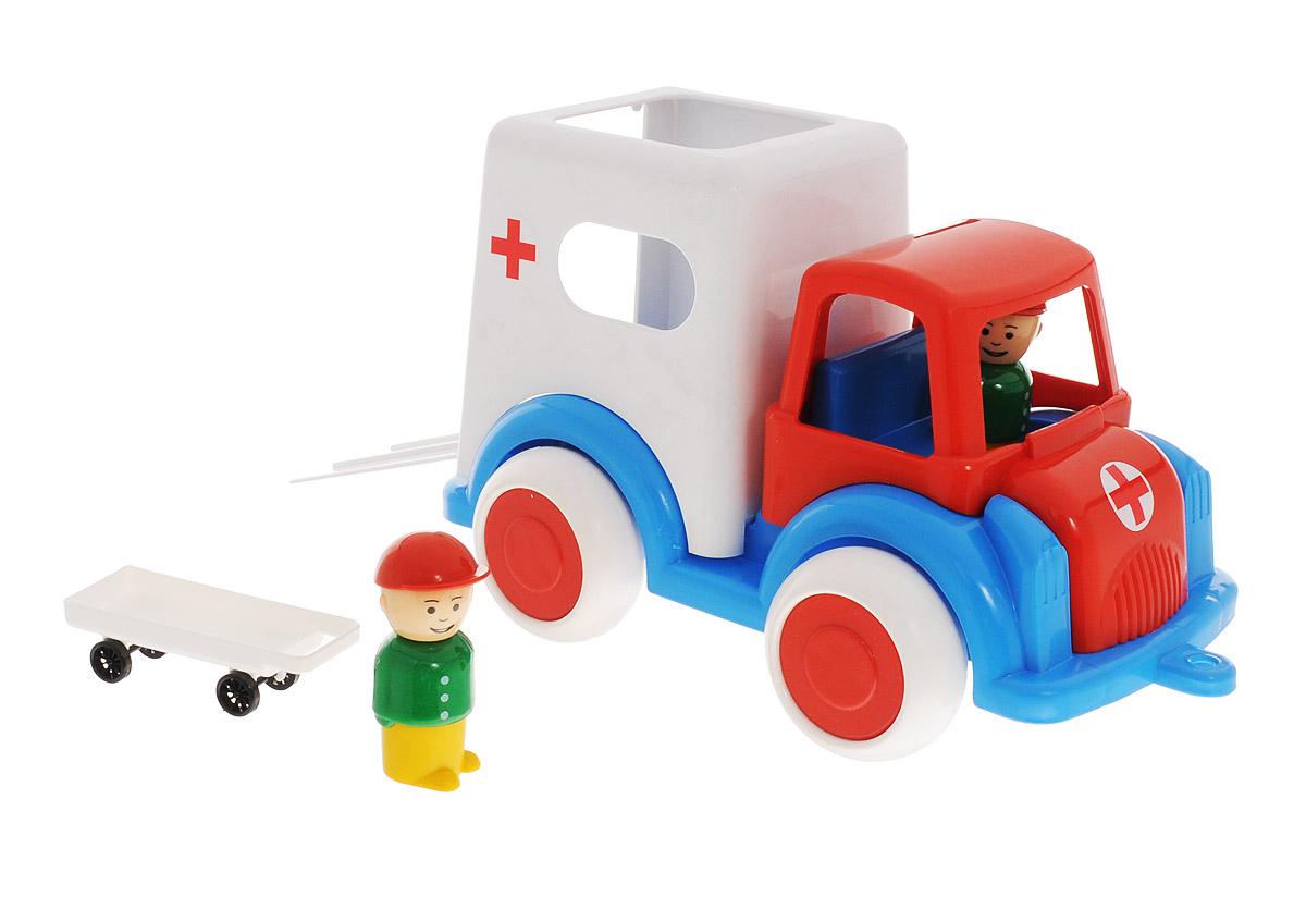 Форма Машина скорой помощи Детский сад футляр укладка для скорой медицинской помощи купить в украине