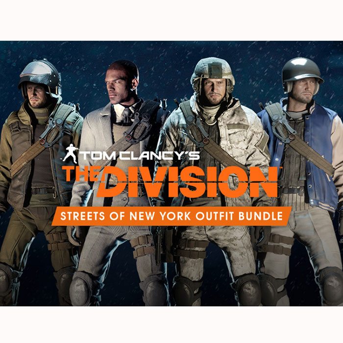 Tom Clancy's The Division. Streets of New York Outfit Bundle видеоигра для xbox one tom clancy s the division gold edition