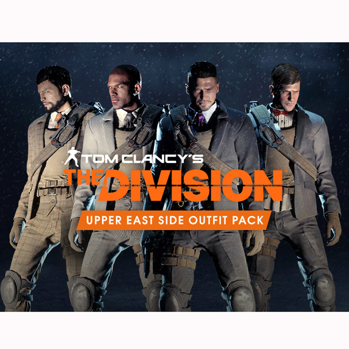 Tom Clancy's The Division. Upper East Side Outfit Pack tom clancy s the division sports fan outfits дополнение [pc цифровая версия] цифровая версия