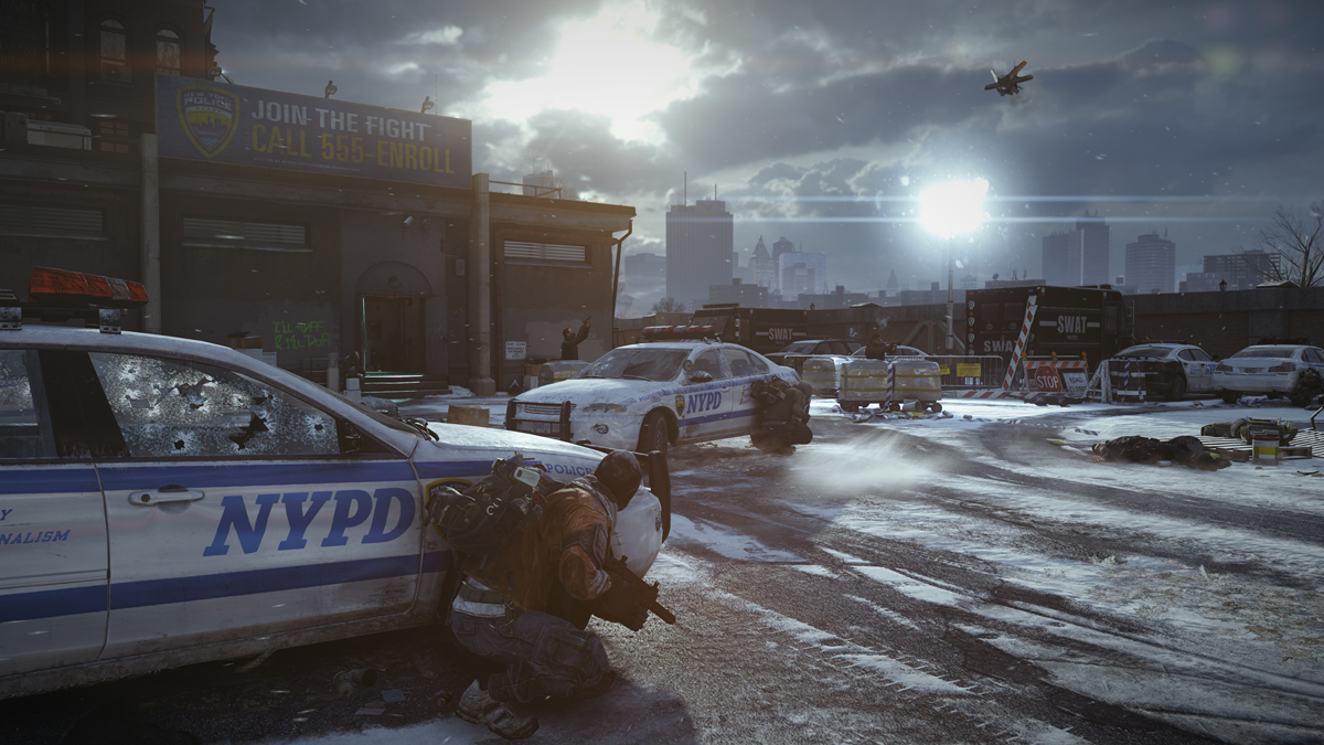 Tom Clancy's The Division.  Upper East Side Outfit Pack Red Storm Entertainment,Ubisoft Annecy,Ubisoft Massive,Ubisoft Reflections