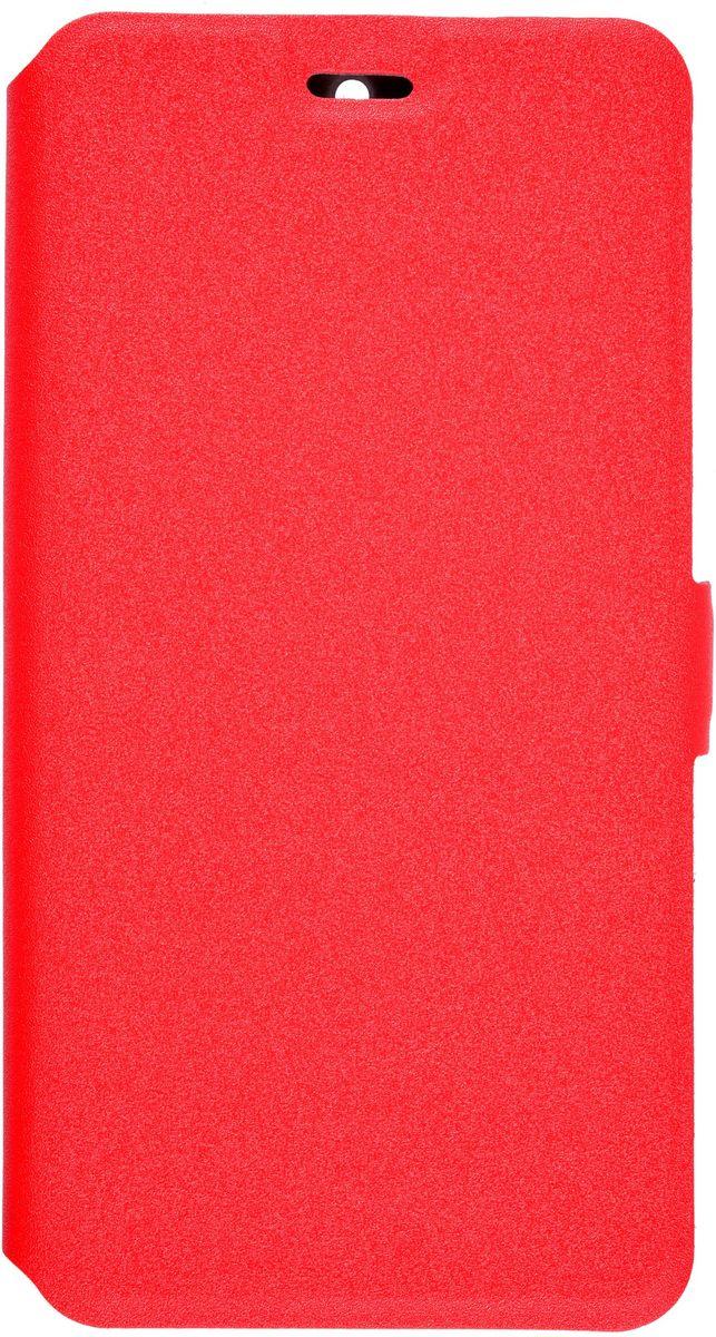 Prime Book чехол для Asus Zenfone 3 Max ZC520TL, Red2000000104485Чехол-книжка Prime Book для Asus Zenfone 3 Max ZC520TL надежно защитит ваш смартфон от пыли, грязи, царапин, оставив при этом свободный доступ ко всем разъемам устройства. Также имеется возможность использования чехла в виде настольной подставки. Чехол Prime Book - это стильная и элегантная деталь вашего образа, которая всегда обращает на себя внимание среди множества вещей.