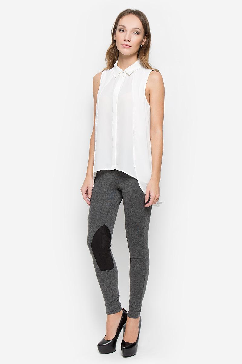 Блузка женская Broadway Neeka, цвет: молочный. 10156507. Размер L (48) блузка женская mexx цвет молочный mx3002363 wm blg 010 размер l 48 50