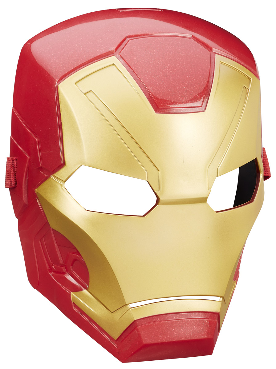 Avengers Маска Iron Man 20cm 2017 new avengers toys light rotate iron man hulk pvc action figure model toys brinquedos kids gift original box