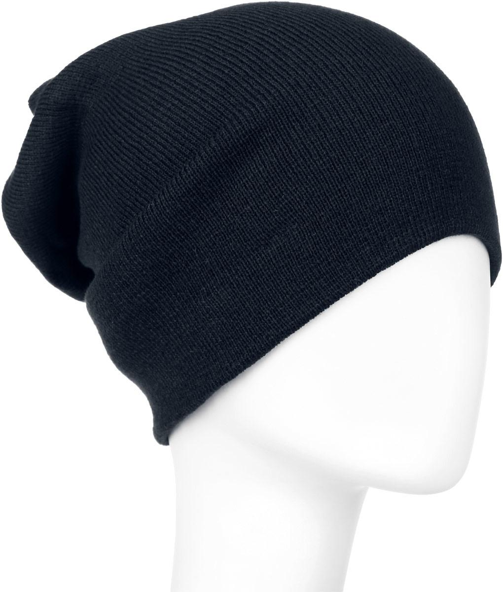 Шапка New Era Basic Long Knit, цвет: темно-синий. 11277758. Размер универсальный11277758-NVYВязаная удлиненная шапка New Era Basic Long Knit выполнена из 100% акрила. Модель украшена вышивкой с изображением логотипа бренда. Такая шапка подойдет и для мужчин, и для женщин.