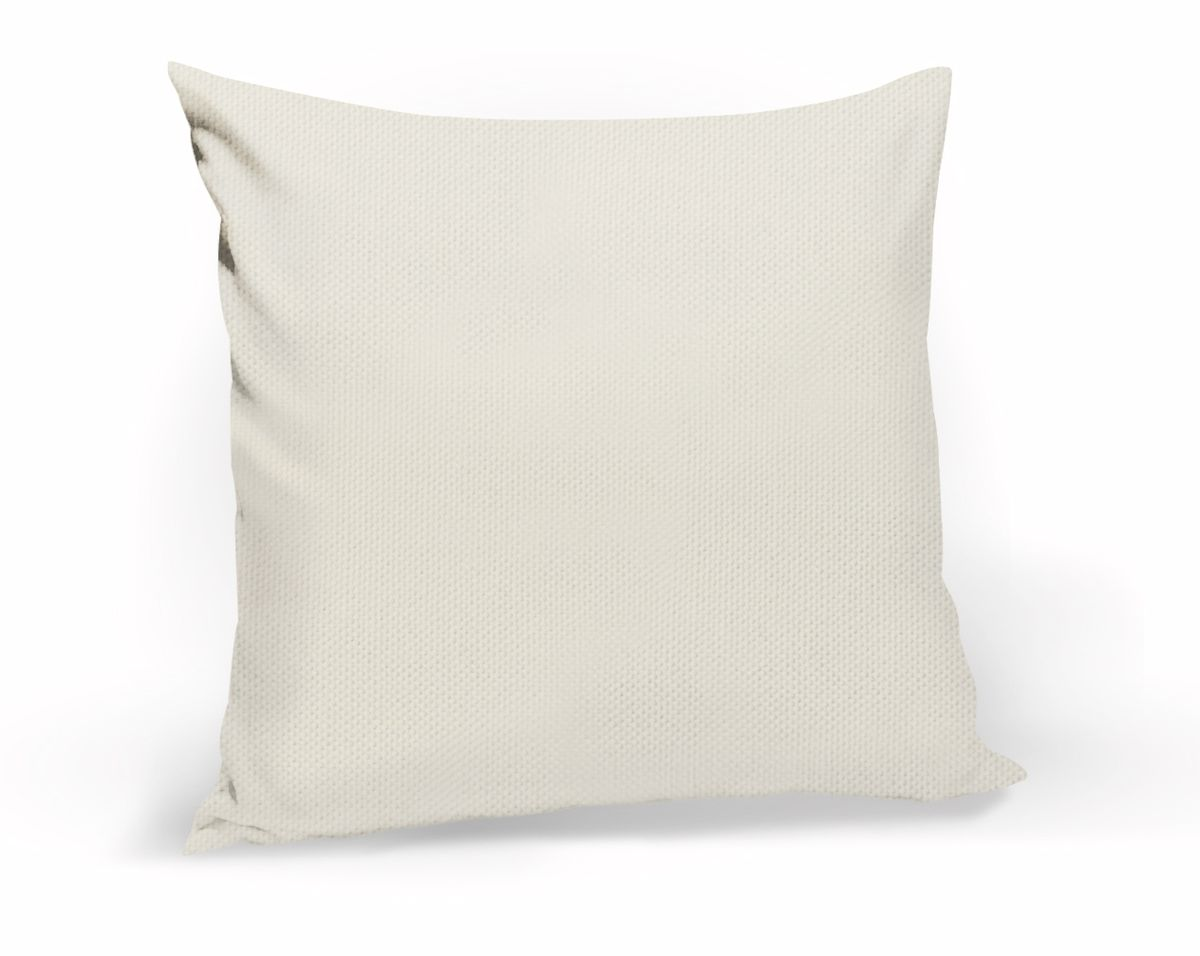 Подушка декоративная KauffOrt Комо, цвет: бежевый крем, 40 x 40 см3121540115Декоративная подушка Комо прекрасно дополнит интерьер спальни или гостиной. Чехол подушки выполнен из лонеты. Внутри находится мягкий наполнитель. Чехол легко снимается благодаря потайной молнии.