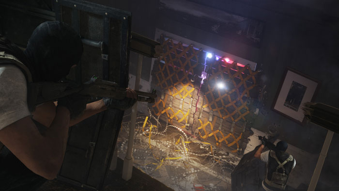 Tom Clancy's Rainbow Six: Осада.  FBI SWAT Racer Pack Ubisoft Montreal