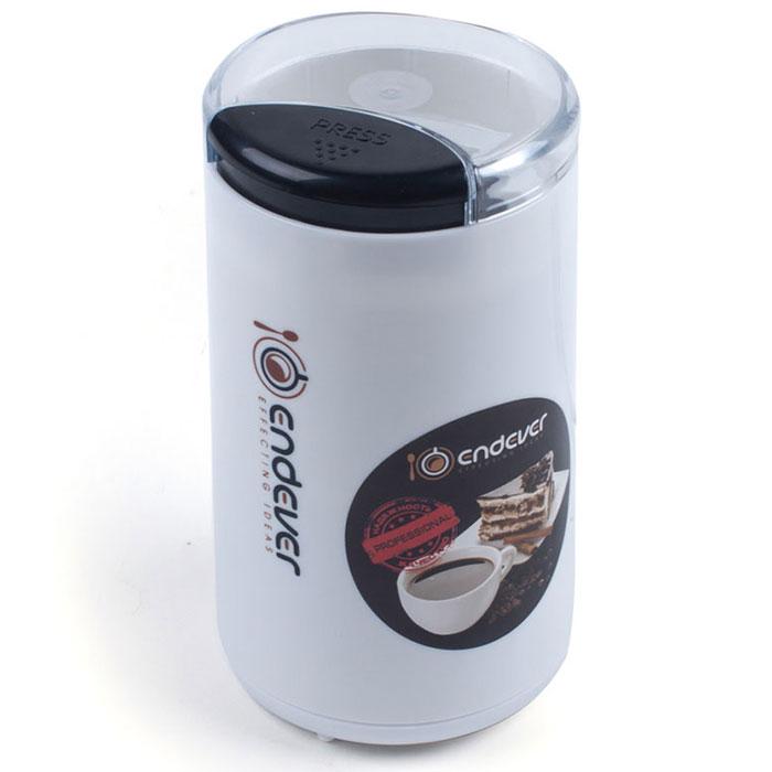 Endever COSTA-1053, White кофемолка кофемолка микма ип 33 white moray
