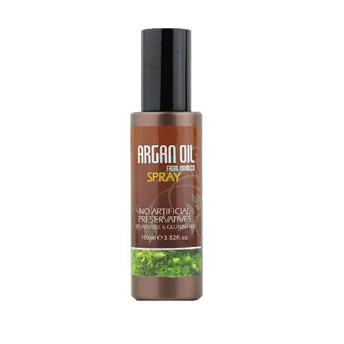 Morocco Argan Oil NuspaСпрей для сухих волос с маслом арганы, 100мл Morocco Argan Oil