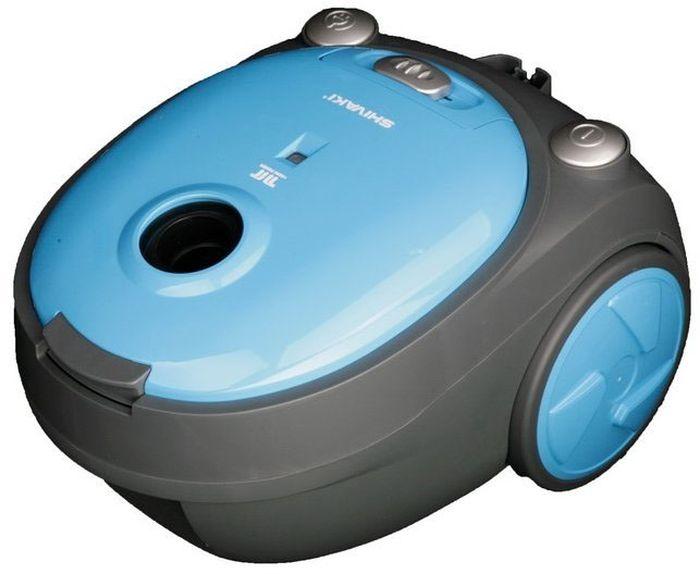 Shivaki SVC-1438SKY, Blue пылесосSVC-1438SKYПылесос Shivaki SVC-1438SKY мощностью 1400Вт и c мешком для сбора пыли. Прибор имеет 4-х ступенчатую систему фильтрации и обеспечит деликатную и тщательную уборку. Пылесос оснащен регулятором мощности на корпусе, с возможностью вертикальной парковки.Как выбрать пылесос. Статья OZON Гид